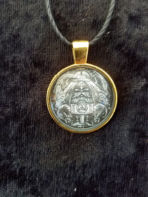 Thor 1 (dome necklace)