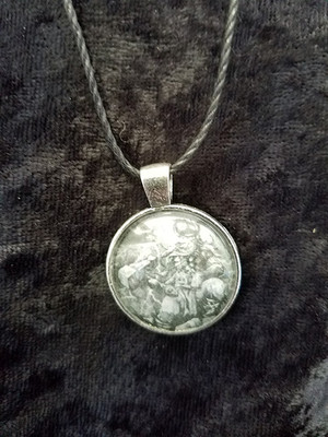 Thor 2 (dome necklace)