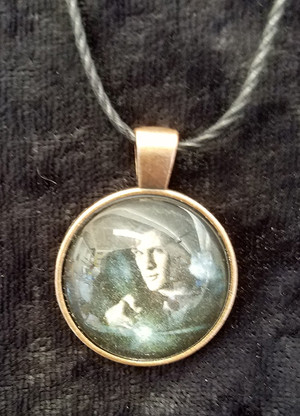 11th Doctor - Matt Smith  (dome necklace)
