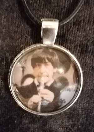 Doctor Who - Patrick Troughton - 2nd Doctor (dome necklace)
