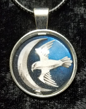 Game of Thrones - House Arryn (dome necklace)