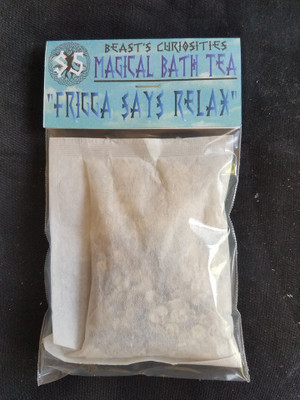 Bath Tea - Frigga Says Relax