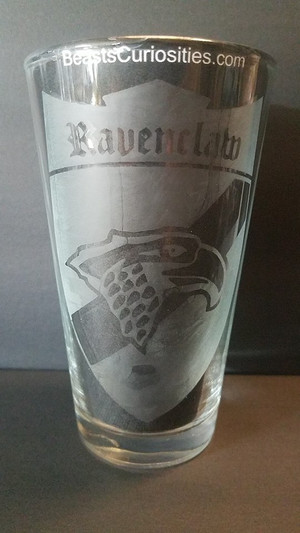 Harry Potter Glass - Ravenclaw