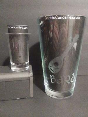 D&D Glass - Bard