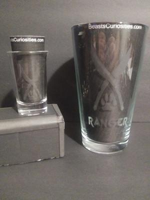 D&D Glass - Ranger