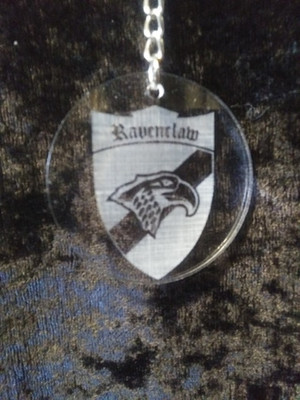 Keychain - Ravenclaw House Crest