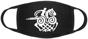 Heathen Face mask - Odin on Slepnir