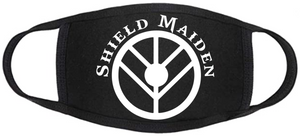 Heathen Face mask - Shield Maiden