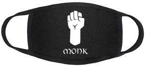 D&D Face mask - Classic Monk