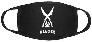 D&D Face mask - Classic Ranger