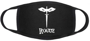 D&D Face mask - Classic Rogue