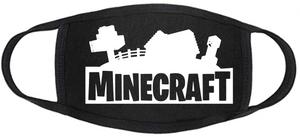 Gamerz Face mask - Minecraft - Logo