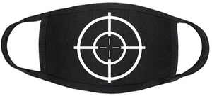 Gamerz Face mask - Call of Duty - Crosshairs