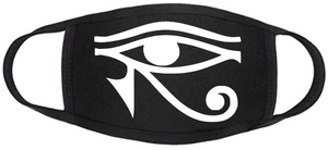 Pagan Face Mask - Eye of Horus