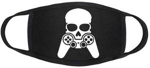 Face Mask - Gamer Skull