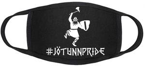 Heathen Face Mask - #JotunnPride