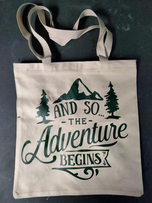 Book Bag - Adventure