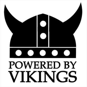 Powered by Vikings