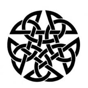 Celtic Pentacle Knots