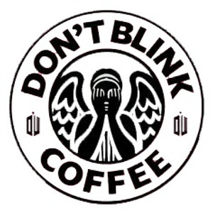 Doctor Who - Don't Blink Coffee