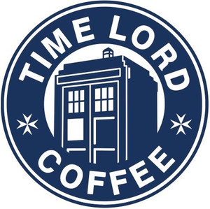 Doctor Who - Time Lord Coffee