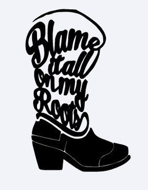 Country Life - Blame It All On My Boots