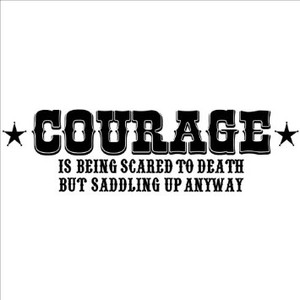 Country Life - Courage