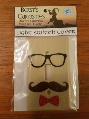 Geek - Mustache & Glasses