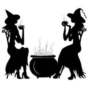 Pagan Vinyl - 2 Witches