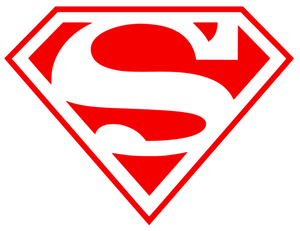 Custom Order for Jay - Superman Double Light Switch Cover