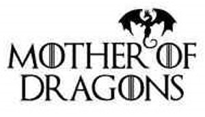 Game of Thrones Vinyl - Mother of Dragons