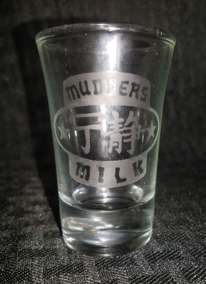Firefly Glass - Mudder's Milk Shot Glass
