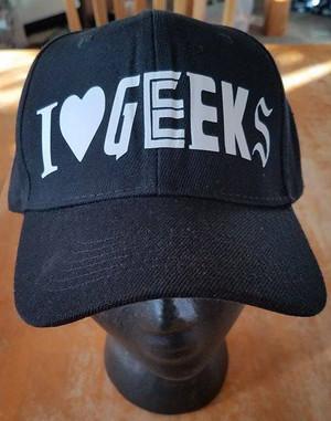 Hats - Geek - I Heart Geeks