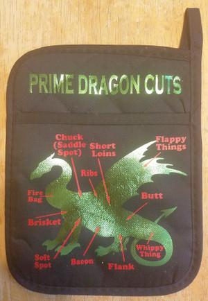 Pot Holder - Prime Dragon Cuts