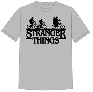 Stranger Things T-Shirt - Title