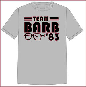 Stranger Things T-Shirt - Team Barb