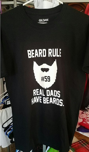 Beard T-Shirt - Rule 59