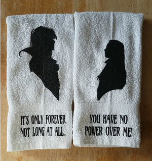 Hand Towel - Labyrinth set