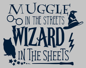 Harry Potter Vinyl * Muggle In The Streets