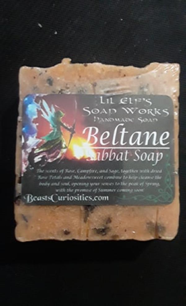 Lil Elf's Soaps - Beltane Sabbat Soap Bar