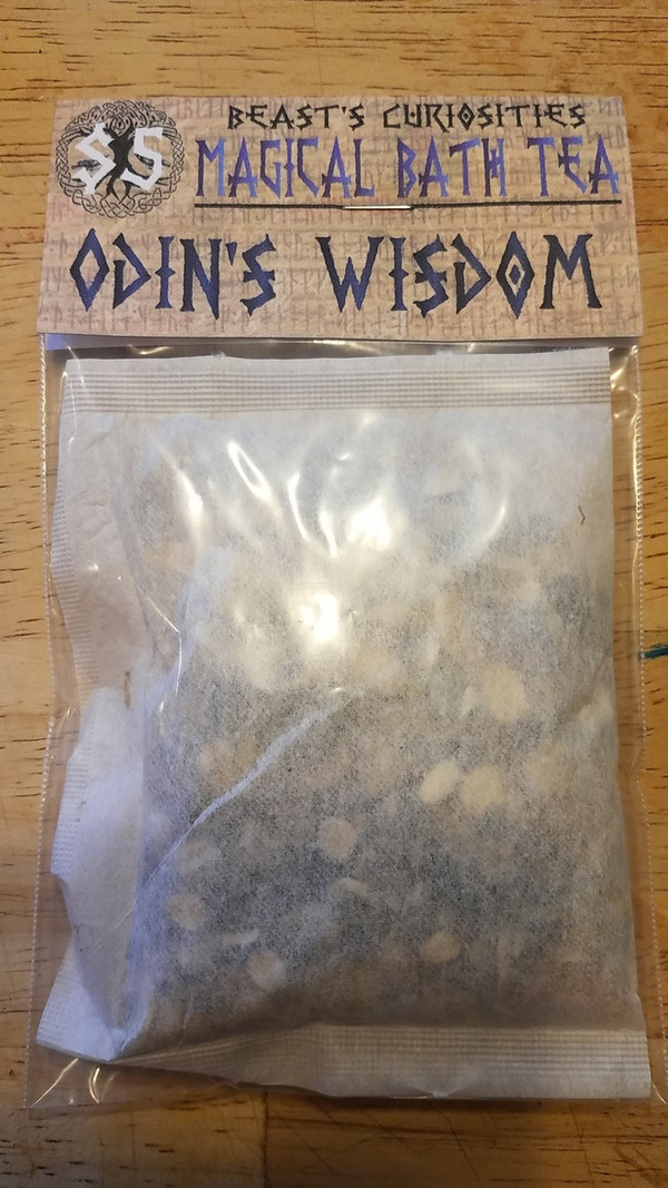Bath Tea - Odin's Wisdom