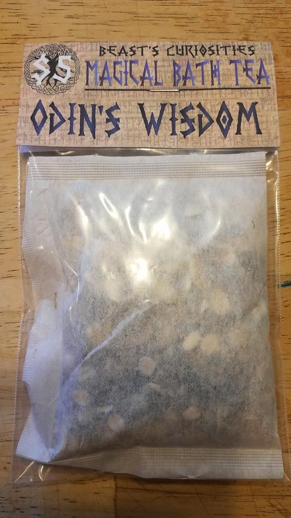 Bath Tea - Odin's Wisdom
