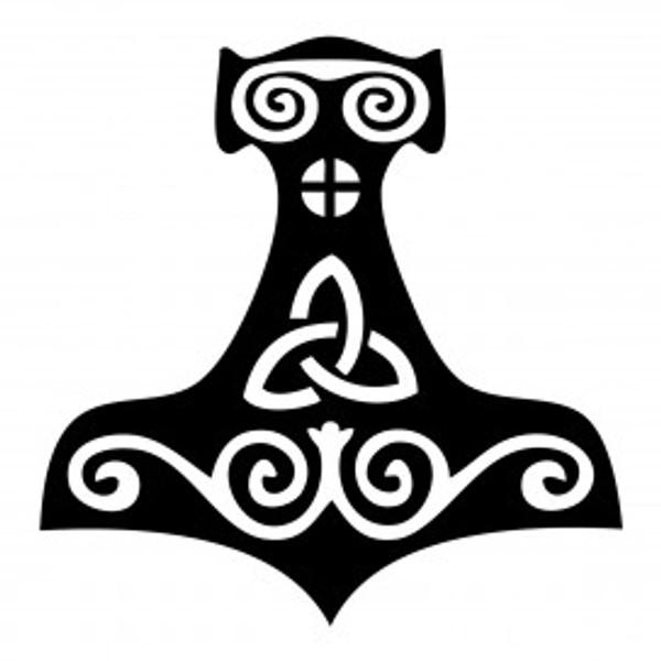 Viking Glass - Mjölnir