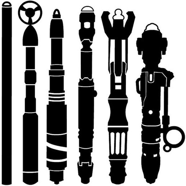 Doctor Who - Screwdrivers