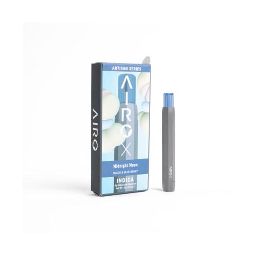 AiroX Disposable Vaporizer - Midnight Moon