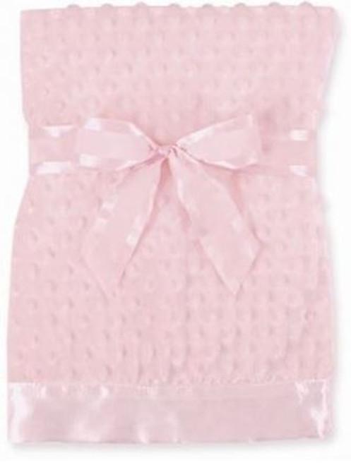 Pink Dottie Blanket