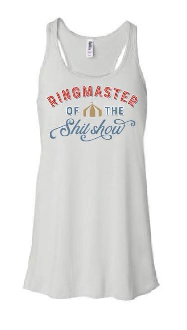 Ringmaster White Tank