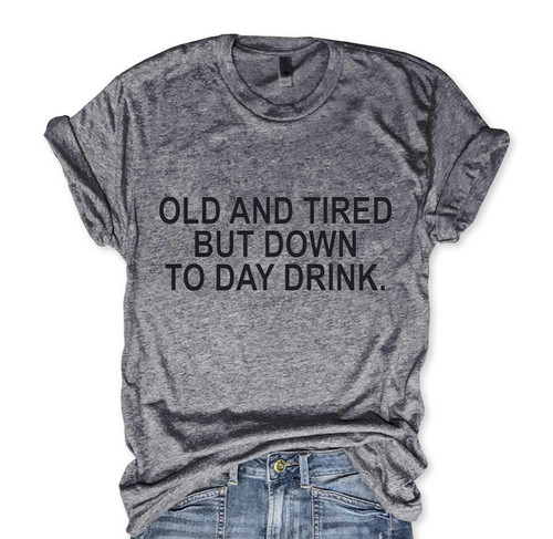 Old and Tired Shirt