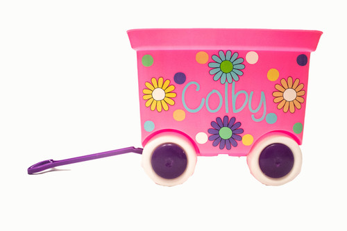 Personalized Pull Wagon