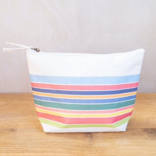 Tropical Isle Shore Cosmetic Bag
